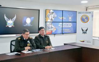 La supuesta red de corrupción habría pedido comisiones y ofrecía beneficios a los contratistas. Foto: Policía Nacional