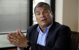 Las declaraciones de Correa y del exfiscal en el caso fueron solicitadas por el propio abogado del exministro detenido. Foto: AFP