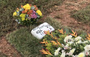 Según las actas de defunción, seis de los siete muertos -entre ellos Pérez- perdieron la vida por un disparo en la cabeza. Foto: Twitter