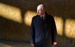 Putin rechazó cualquier debate televisivo con sus opositores y se negó a utilizar el tiempo de antena del que disponen todos los candidatos. Foto: Reuters