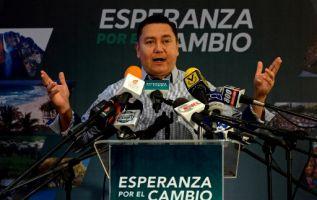 """""""Es un error dejarle el camino libre (a Maduro) y seguir con el discurso de que todo es trampa"""", dijo Bertucci. Foto: AFP"""