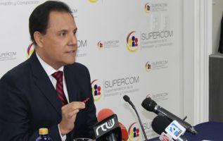 A Ochoa se lo acusa de haber abusado de la Ley de Comunicación. Foto: archivo