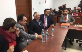 La defensa de Córdova asegura que analizan acciones legales. Foto: Twitter
