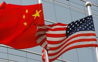 Trump aprobó una ley reforzando los lazos de su país con Taiwan. Foto: AFP