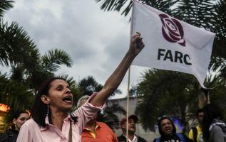 El caso de Santrich está en manos de la Jurisdicción Especial para la Paz. Foto. AFP