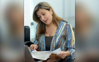 Martha Moncayo Guerrero dirige TC Televisión.Tiene una maestría en Administración y fue gerente del Parque Industrial de Quito.