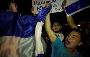 Tras las palabras de Ortega las manifestaciones continuaron y un ambiente de incertidumbre domina Nicaragua. Foto: Reuters