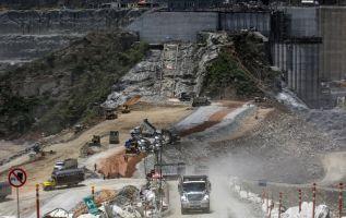 Una supuesta falla geológica tiene en alerta a más de 130.000 personas. Foto: AFP