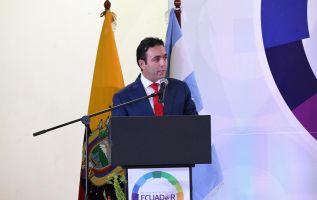 """Según Campana, los contratos serán """"muy favorables"""" desde el punto de vista económico. Foto: Ministerio Comercio Exterior"""