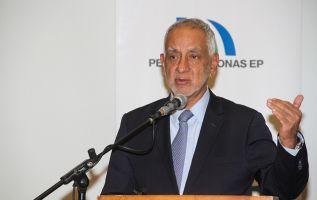 """""""Hay diferentes propuestas"""" en el seno de los veinticuatro países, dijo el Ministro. Foto: Min. Hidrocarburos"""