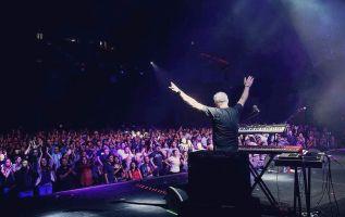 La agrupación Soda Eterno se creó en honor a la banda argentina, y con ella Sais dio algunos shows. Foto: Twitter