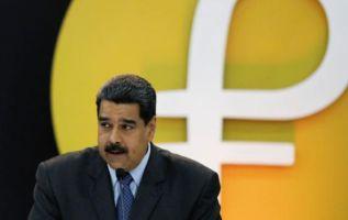 """Maduro dijo que será el 1 de octubre cuando """"el petro entrará en funcionamiento"""". Foto: Reuters"""