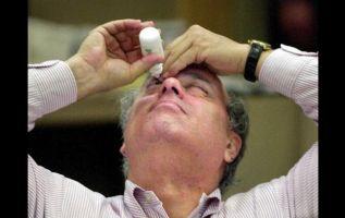 Entre los principales síntomas de esta enfermedad se encuentran el ardor en los ojos y el lagrimeo excesivo. Foto: archivo AFP