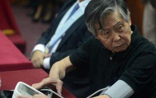 Expresidente Alberto Fujimori. Foto: archivo AFP