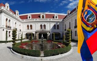 Al encuentro fueron invitados todos los países de la I Reunión de Quito, incluido Venezuela, además de Guatemala. Foto: Cancillería