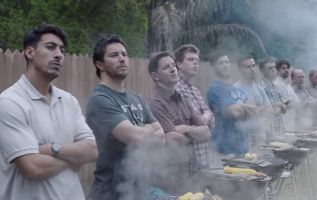 Fotograma del comercial de Gillette. Foto: captura de pantalla