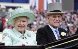 """El príncipe Felipe """"no resultó herido"""", afirmó el Palacio de Buckingham en un comunicado. Foto: AFP"""