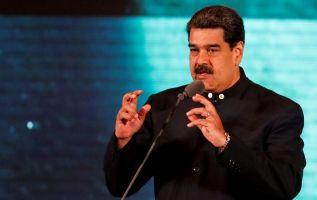 """""""En general, en Inglaterra puede haber más de 80 toneladas de un oro legalmente venezolano, pertenece al Banco Central de Venezuela"""", dijo Maduro. Foto: Reuters"""