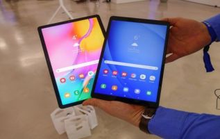 La tableta tiene un cuerpo muy delgado con un grosor de 5,5 milímetros. Foto: Twitter @Mobile57Bd