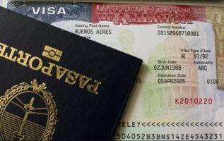 EEUU modifica formulario para visa de no migrante. Foto: Referencial