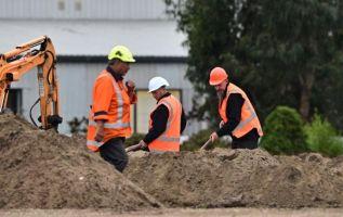 CHRISTCHURCH, Nueva Zelanda-. La costumbre musulmana prevé la inhumación del cuerpo en las 24 horas siguientes al deceso. Foto: AFP.