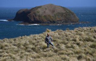 Cabo Grim es una zona aislada y con vistas espectaculares en la isla australiana de Tasmania. Foto: AFP.