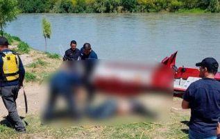 Luis Quezada Aguilar, de 23 años, fue uno de los migrantes ecuatorianos que se ahogó en el río Bravo al intentar huir de un grupo armado.
