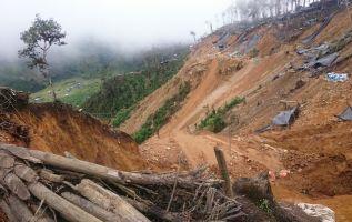 Daño ambiental generado por las actividades de minería ilegal en el sector La Merced de Buenos Aires, cantón San Miguel de Urcuquí, provincia de Imbabura.