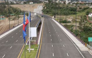 Del monto para la construcción de la Ruta Vive en Quito, 2 millones de dólares fueron para sobornos.