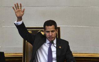 Juan Guaidó lidera la oposición venezolana. Foto: AFP.