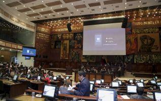 De acuerdo a la propuesta, se incrementarían 40 millones de dólares en relación al presupuesto fijado para el 2019.