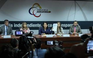 """La Judicatura señaló de que """"de forma infundada"""" se han presentado las acusaciones. Foto: archivo Judicatura"""