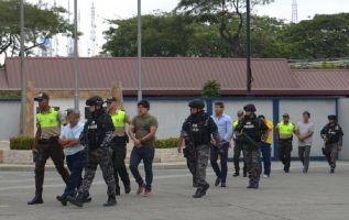 El delito de terrorismo sanciona con pena privativa de libertad de diez a trece años de prisión. Foto: Policía