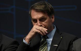 Bolsonaro basó su campaña en la lucha contra la corrupción. Foto: AFP