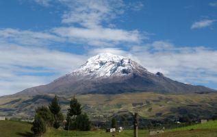 Una de las consecuencias del cambio climático es el deshielo en la cordillera de los Andes, que afecta directamente a países como Ecuador, Bolivia, Chile, Perú o Argentina.