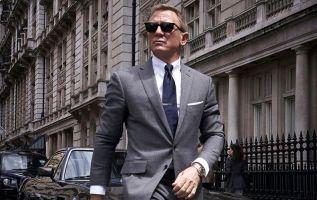 """Craig, de 51 años, interpretó al agente 007 en las películas de la serie """"Casino Royale"""" (2006), """"Quantum of Solace"""" (2008), """"Skyfall"""" (2012) y """"Spectre"""" (2015)."""