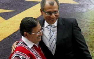 Mariano Curicama fue sentenciado por el delito de  incumplimiento de decisión legítima de autoridad competente.