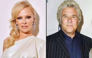 Pamela Anderson de 52 años, acaba de contraer matrimonio con el productor Jon Peters de 74 años.