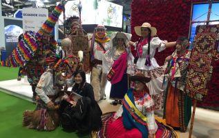 El turismo representa en Ecuador casi el 2 % del PIB.