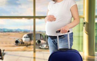 Donald Trump quiere evitar que más mujeres vayan a dar a luz a Estados Unidos.