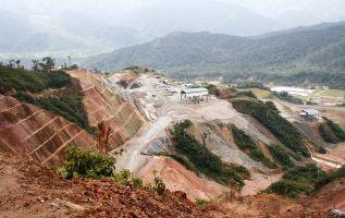 """""""La Plata"""" es un proyecto de pequeña minería, denominado de segunda generación. Foto referencial"""