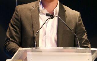 Harry se encuentra en la capital escocesa, Edimburgo, para formar parte de la cumbre de trabajo de la asociación Travalyst. Foto: AFP.