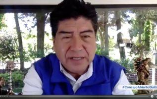 El alcalde de Quito, Jorge Yunda, presentará la propuesta al COE Nacional para su aprobación o descarte.