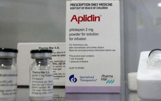 La Plitidepsina tiene una actividad antiviral hasta 2.800 veces mayor que el remdesivir.