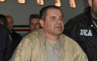 Joaquín el Chapo GUzmán cumple condena en Estados Unidos.