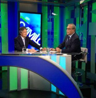 El candidato presidencial Guillermo Lasso reclamó mayores acciones a la justicia ecuatoriana en el caso Odebrecht en entrevista con CNN. Foto: Twitter Guillermo Lasso.