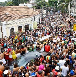 En el Carnaval modelo 2017, el funk es uno de los estilos que más se mezclan con las tradicionales sambas. Foto: Reuters
