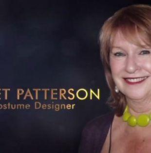 En el clip apareció la imagen de la productora australiana Jan Chapman, quien está viva pero fue confundida con Janet Patterson (foto), una vestuarista que sí murió.