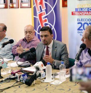 Juan Pablo Pozo invitó a los movimientos a colocar delegados en todas las instancias del proceso. | Foto: Twitter Juan Pablo Pozo.