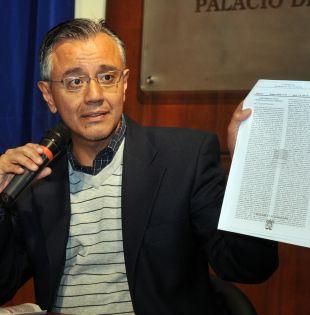 Desde el 1 de enero de 2018 el exsecretario jurídico de la Presidencia Alexis Mera formará parte del Consejo Directivo del Centro de Estudios de Justicia de la OEA. Foto: Archivo / Flickr Presidencia